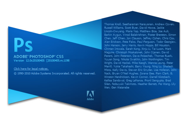 Portable Adobe Photoshop CS5