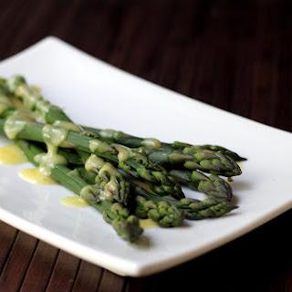 Chilled Asparagus with Citrus Vinaigrette
