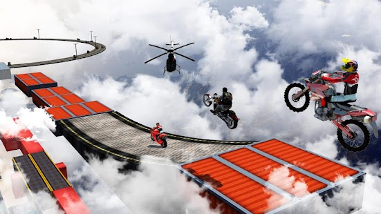 Impossible Monster Bike Stunt Tracks - náhled