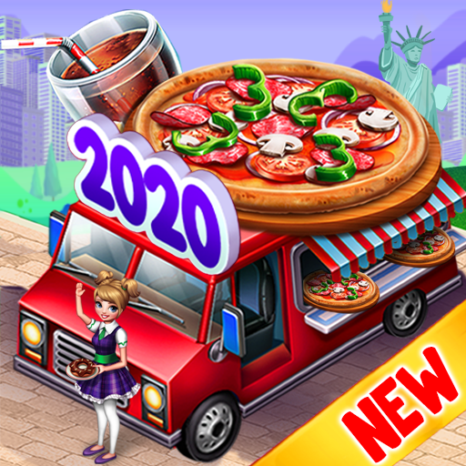 Baixar Cooking Urban Food - Fast Restaurant Games para Android