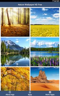 Nature Wallpaper HD Free Screenshot Thumbnail