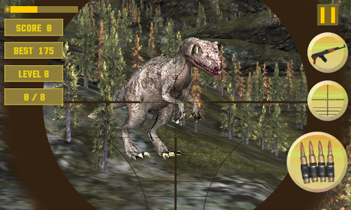 恐龙3D狩猎