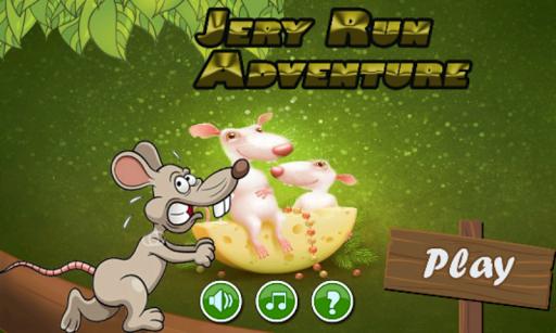 Jery Run Adventure