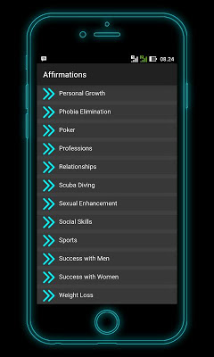 Law of Attraction Affirmations - screenshot