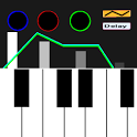 AnalogSynthesizerFree:piano icon