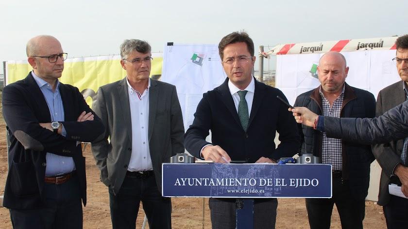 Este proyecto ha superado numerosos trámites administrativos, burocráticos y medioambientales.