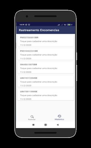 Rastreamento Correios screenshots 3