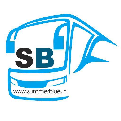 Summer Blue - Online Bus Booking