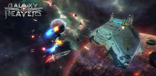 Galaxy Reavers - Starships RTS for PC