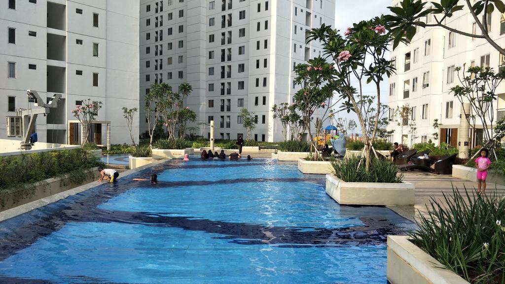 Apartemen Dekat Pusat Transportasi, Stasiun KRL, di Jakarta Timur: Bassura City
