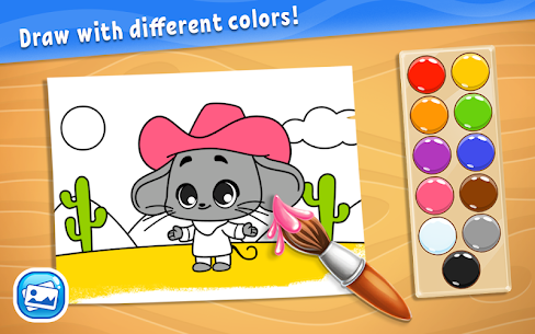Colors for Kids, Toddlers, Babies – Learning Game 6