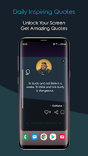 Download Ultimate Quotes: Daily Inspiring Words of Wisdom For PC Windows and Mac apk screenshot 3