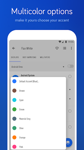 Flux White - Substratum Theme screenshot 9