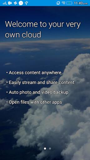 My Cloud 4.4.9 screenshots 2