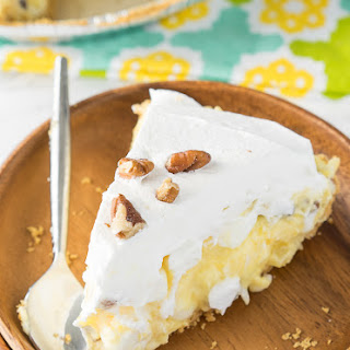 Pineapple Nut Pie Recipes
