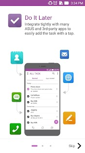 Do It Later: Tasks & To-Dos- screenshot thumbnail