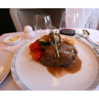 Tournedos Of Beef