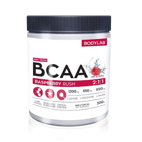 Bodylab BCAA - Raspberry Rush