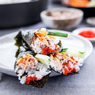 Temaki Sushi - Easy Hand-Rolled Sushi.