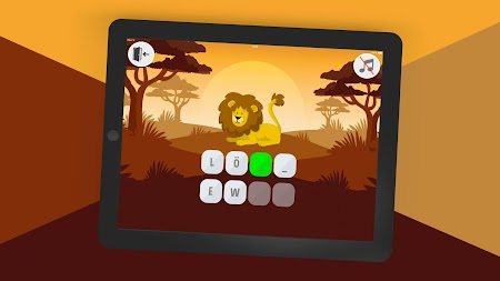 Krakeln: alphabet learning abc preschool game APK screenshot thumbnail 6
