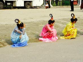 Photo: #020-Mandalay, Cérémonie.