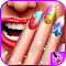 Candy Nail Salon Fashion Fever file APK Free for PC, smart TV Download