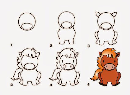Easy Drawing Tutorials For Kids Screenshot Thumbnail