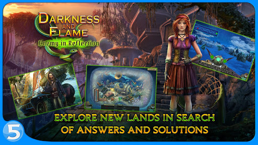 Darkness and Flame 4 (free to play) screenshot 2