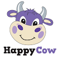 HappyCow - Find vegan restaurants worldwide icon