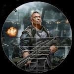 Sniper Fury Assassin Killer Gun Shooting 3D Games Icon