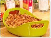 Maple Chicken & Waffle Casserole- Sunny Anderson's Recipe