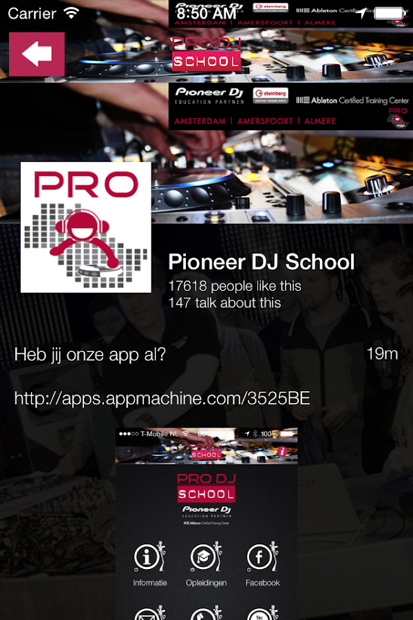 Pioneer Pro DJ School- screenshot