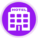 Booking Hotels icon