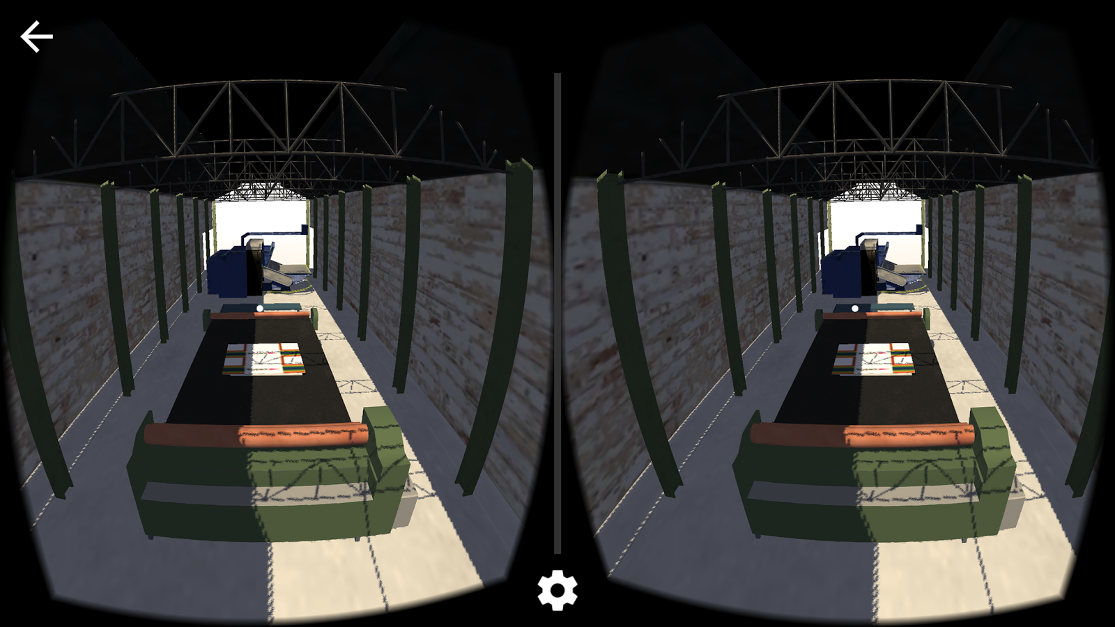 Raypack VR- screenshot