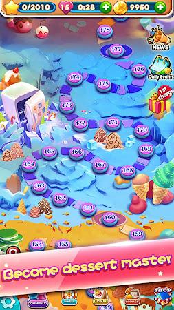Cookie Crush Tasty Tour 1.1 screenshot 2092417