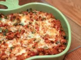 Pam's Microwave Stuffed Pepper Casserole Recipe