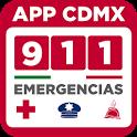 911 CDMX icon