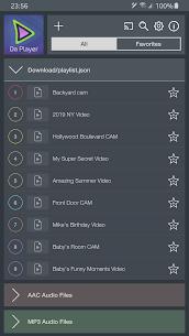 Da Player – Video and live stream player Mod 4.07 Apk [Unlocked] 1