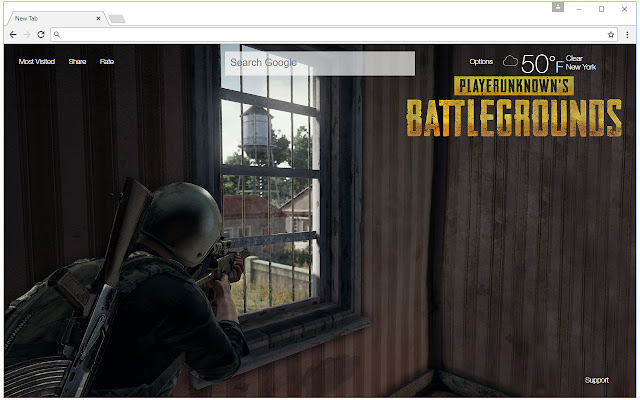 Pubg Hd Wallpapers Battle Royale New Tab Chrome Web Store