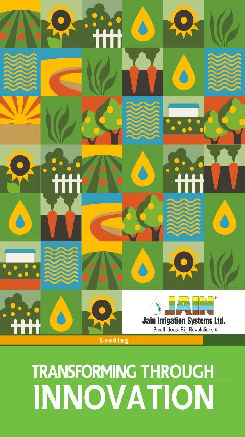 Jain Irrigation MIS Catalogue- screenshot