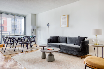 East 40th Street apartment