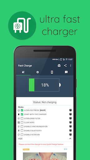 Ultra Fast Charge v7.8 [Ad-Free]