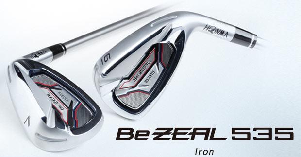 Gậy golf Honma Bezeal 535 Irons