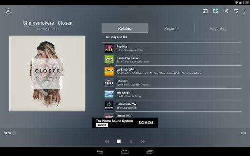 TuneIn Radio - Radio & Music screenshot 11