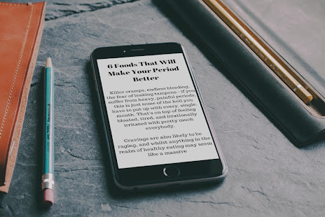 App PERIOD PAIN - HOW TO STOP PERIOD PAIN FAST APK for Windows Phone