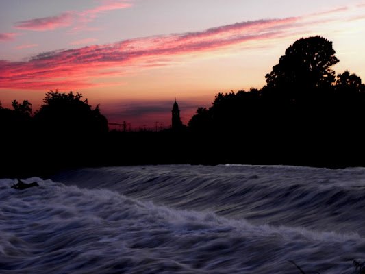 L'acqua in autunno di elefrn