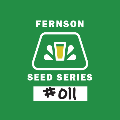 Logo of Fernson Seed Series #011 DH Berliner Weisse