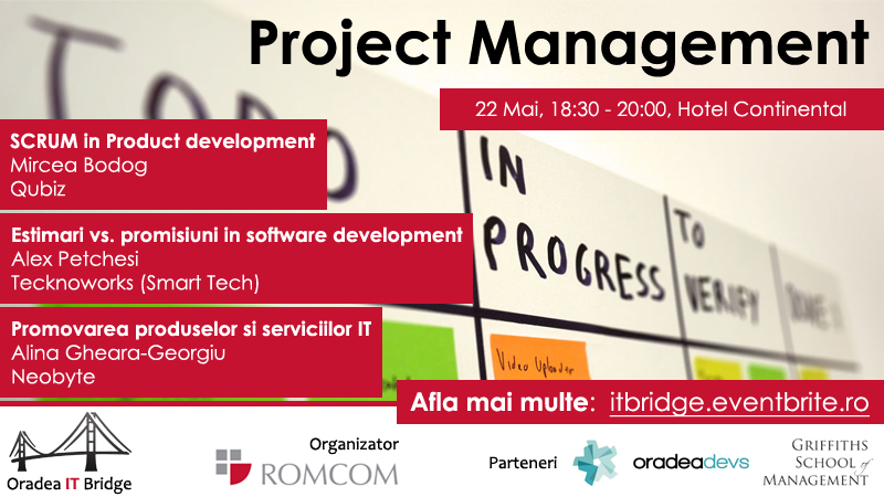 Oradea it bridge project management qubiz