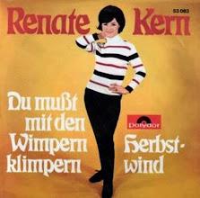 Photo: 1968 - Du mußt mit den Wimpern klimpern