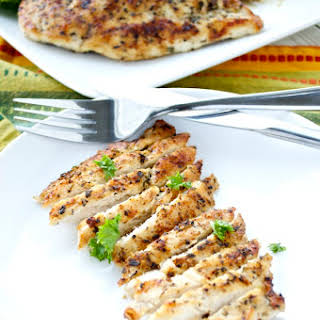 Perfect Grilled Chicken.